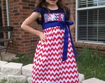 Texas Rangers tank top bling chevron dress with ribbon tie