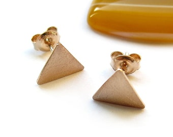 Earstuds, triangles