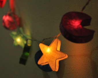 Moon light lantern Etsy