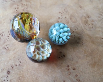 Colorful Glass Marbles Borosilicate
