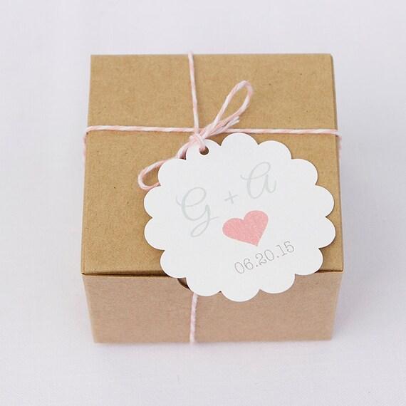 Small custom wedding favor tags wedding tags by for Small tags for wedding favors