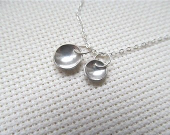 Double Dome Necklace