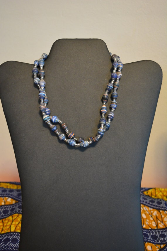 2 strand necklace length standard by