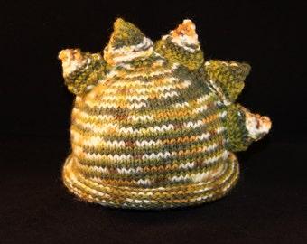 Newborn - Stego - Knit baby hat - baby knit hat  - baby hat knit - newborn  - newborn knit hat - knit hat newborn - newborn photo prop