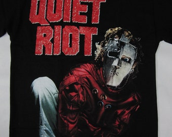 how to make quiet riot mask