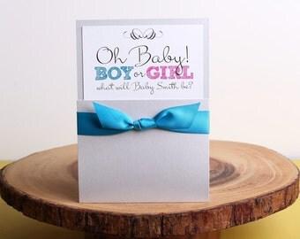 Baby Shower Invitation- look 8
