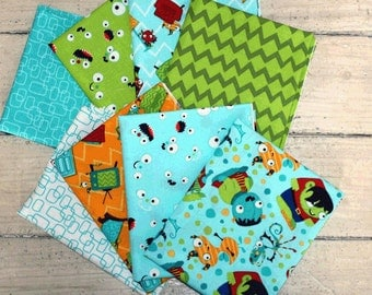 Monster Mash by Camelot Fabrics