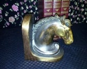 Horse Head  Bookend/Paperweight