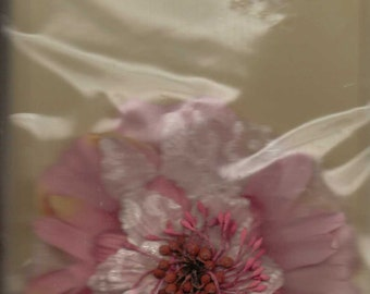 Prima Marketing Inc. MAUVE Prima Floral Embellishment