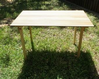 Large Folding Table by Shark Shade