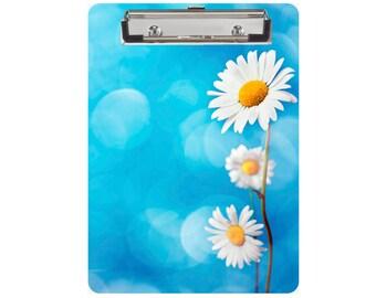 Monogram Clipboard, Dry Erase Board, Custom Clipboard, Daisy Clipboard, Personalized Clipboard, Teacher Gift