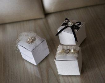 Wedding gift boxes,wedding table decoration