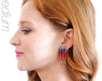 Popsicle Earrings