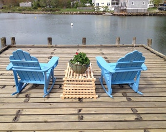 Maine Wooden Lobster Trap