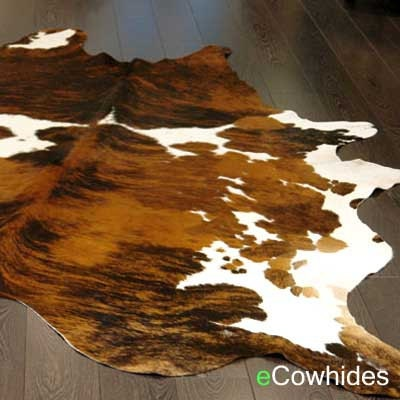 Tricolor Cowhide Rug Cow Hide Rugs On Sale