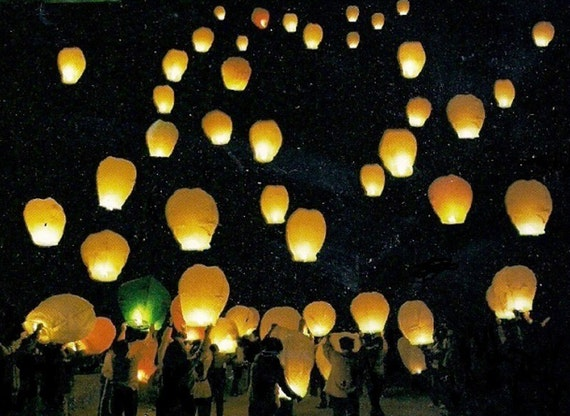 where to buy a flying paper lantern