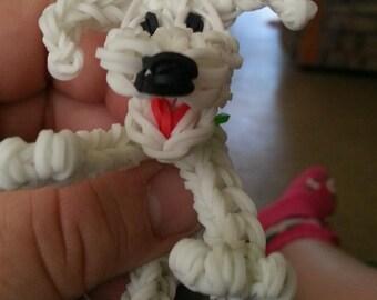 Rainbow Loom Dog Collar Popular items for rain...