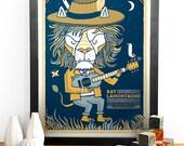 Ray Lamontagne poster