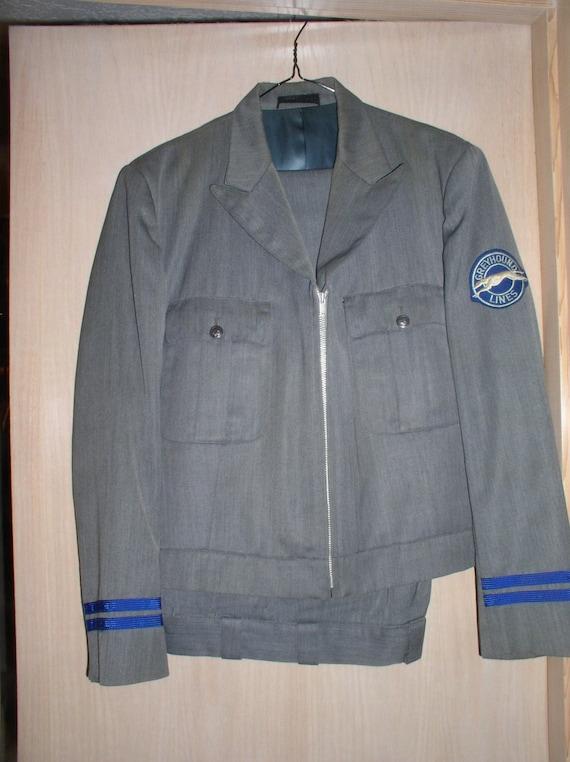 Bus Uniform 48
