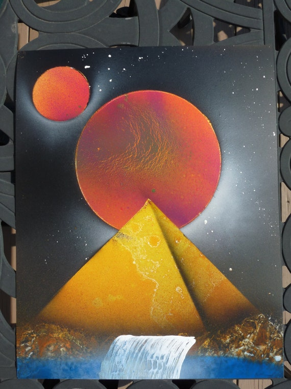 pyramids on different planets - photo #41