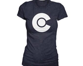 Women's Colorado Flag Shirt