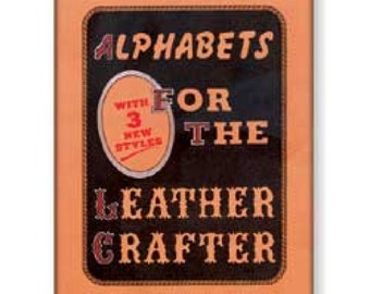 Alphabets For The Leathercrafter Book 61936-00