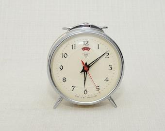 Vintage DIAMOND Chinese Alarm Clock 1964