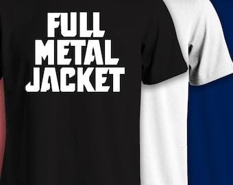 Full Metal Jacket- Movies T-Shirts- MN501