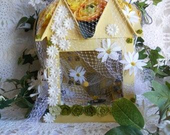 Fairy House, Cottage, Fairy Garden, Door, Miniatures, Fantasy, Mythical, Elves, Gnomes, Hobbits, Fairies, Faeries, Fae, Fairy House