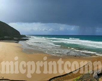 Panoramic, Landscape Photography, Australian Photography, Original Photography, Great Ocean Road, Victoria, Australia