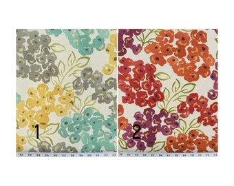 "Curtain Panels - Pair of drapery curtain panels 24"" or 50"" wide x 63, 84, 90, 96, 108 & 120"" long.  Custom Window Treatments. Luxury Floral."
