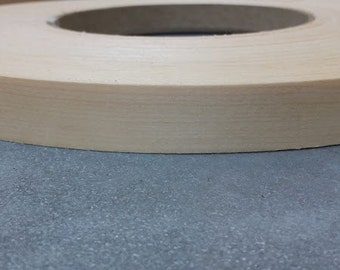 "White pine preglued Wood veneer edgebanding [1/2"" to 3""x250']"