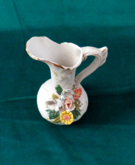 Capodimonte Ewer 1950 S Made In Italy Capodimonte By