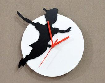 Peter Pan - Wall Clock