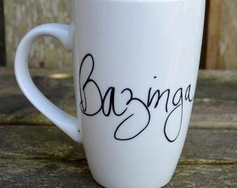 Bazinga Gift Mug