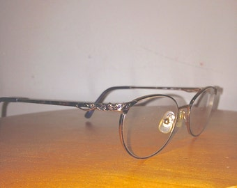 Glasses Frames With Removable Arms : Popular items for laura ashley vintage on Etsy