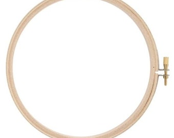 Wooden Embroidery Hoop - Pick Your Size!