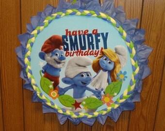 Smurfs  Piñata
