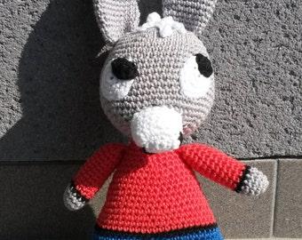 Ane trotro modele patron amigurumi crochet pdf en fran ais - Trotro france 5 ...