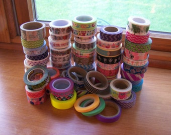 Washi Tape Grab Bag!!