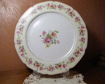 Vintage Plate -  Occupied Japan