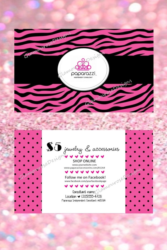 Gallery For Paparazzi Accessories Business Cards