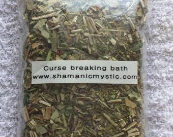 Curse Breaking Bath