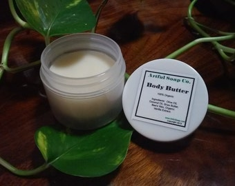 Organic Vanilla Body Butter