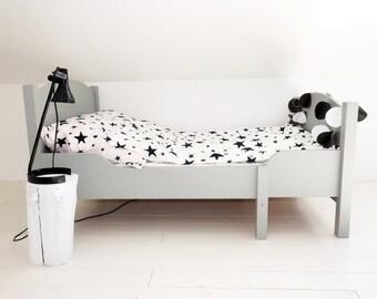 Bedding for child - stars/cross