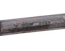 Articles populaires correspondant baguettes d coratives for Baguettes bois decoratives
