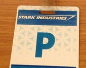 Stark Industries Press Badge