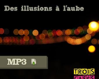 CD MP3 # Trois Cafés Gourmands - Des'illusions à l'aube