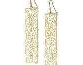 Cluster Earrings (gold)