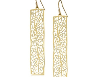 Cluster Earrings (gold)